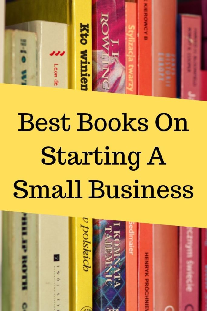 free books on how to start a small business
